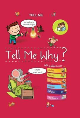 Tell Me Why? by Isabelle Fougaere (Spiral bound, 2015)