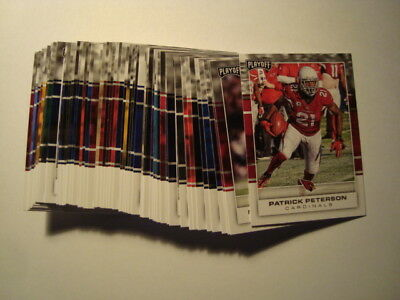 2017 Panini Playoff Football Singles ~ Rc ~ Inserts~ Pick 10 ~ Complete Your Set