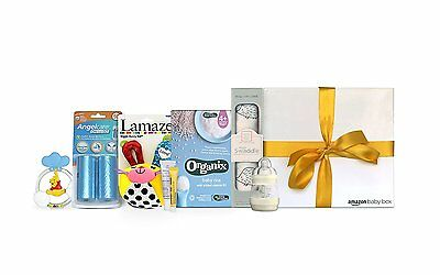 Amazon Baby Box -Brand New- Ideal gift/starter set or newborn shower gift unisex