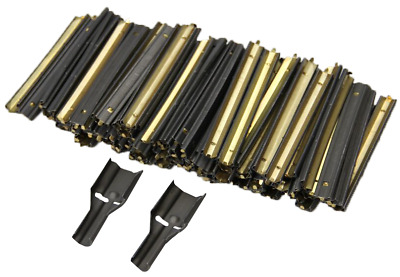 150ct. Stripper Clips + 2 Charger/Loader Spoon 5.56 .223 GGG Once Loaded