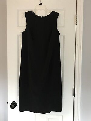 Liz Lange Maternity Dress Size XS Black EUC Holiday Dressy
