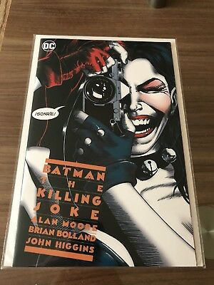 Harley Quinn Day Mexican Variant, The Killing Joke