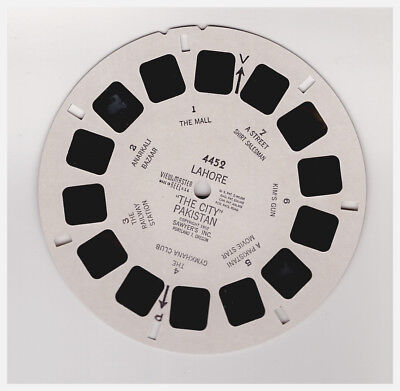 View Master   Lahore  The City  Pakistan    4452     In  Inglese