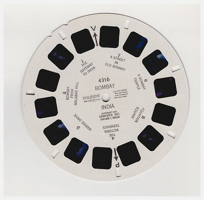View Master   Bombay    India   4316     In  Inglese