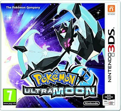 Pokemon Ultra Moon 3DS Game BRAND NEW SEALED PAL