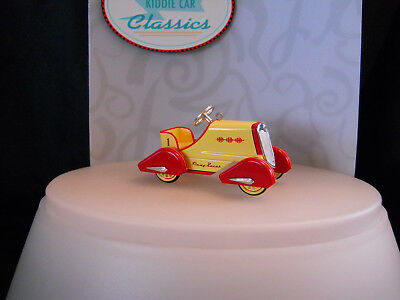 1935 Timmy Racer,Hallmark Kiddie Car Classics,2004 Keepsake Club Ornament