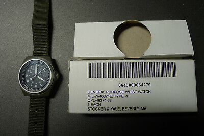 Militäruhr General Purpose Wrist Watch