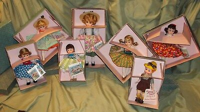 Vtg Madame Alexander SOUND OF MUSIC COMPLETE SET LOT 7 dolls ORIGINAL in box