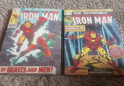 Marvel Iron Man Canvas 40Cm By 30Cm Approx