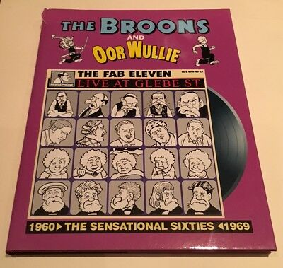THE BROONS AND OOR WULLIE Fab Eleven Live At Glebe St The Sensational Sixties HB