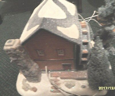 Department Dept 56 Winters Frost Creek Mill House Holiday Christmas