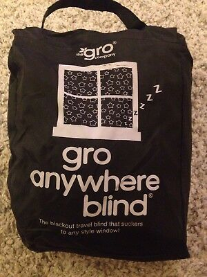 Travel Blackout Blind by the Gro company