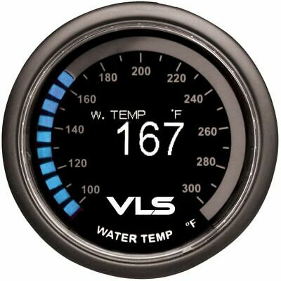 REVEL VLS WATER TEMP 52mm GAUGE  by Tanabe
