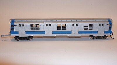 Model Traction Supply Company, HO Scale, IND R4 Subway Car (Powered)