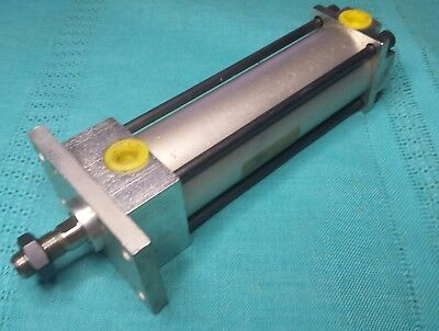 "PHD AVRF 1 1/8 x 3 Pneumatic Cylinder 1-1/8"" Bore 3"" Stroke 1/8 NPT Ports New"