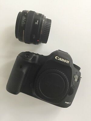 Canon 5D Mark III with Canon EF 50mm F/1.4
