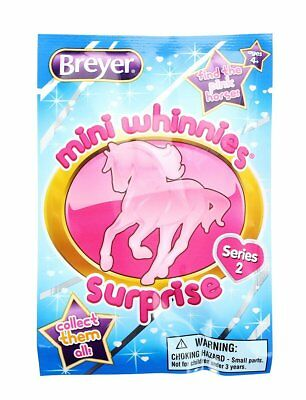 Breyer Mini Whinnies Surprise Series 2 Blind Bag Single New