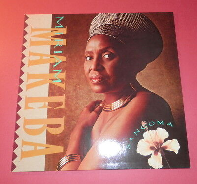 Miriam Makeba -- Sangoma   -- LP / World Music