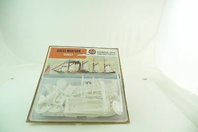 Airfix 1:72 GREAT WESTERN, Series 1 Historical Ships Construction Kit - OVP