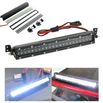 44 LED RC 1/10 Metall Scheinwerfer Licht For SCX10 D90 TRX-4 RC Rock Crawler