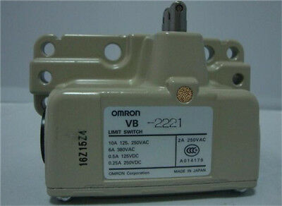 1PC New Omron Limit Switch VB-2221 VB2221 In box