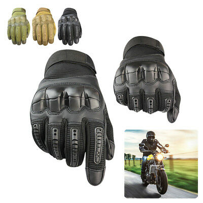 Windproof Waterproof Motorcycle Racing Winter Bicycle Warm Touch Screen Gloves