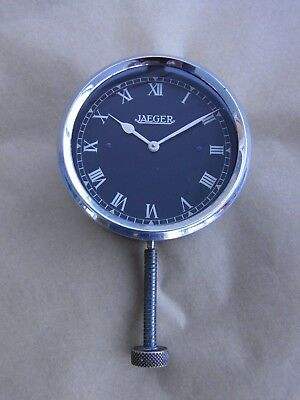 Jaeger Vintage Car Dashboard Clock ***SERVICED*** Smiths