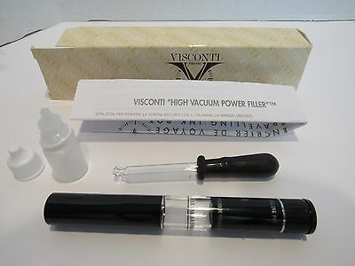 Visconti #533 Universal Fountain Pen Traveling Ink Well+5ml spare ink bottle