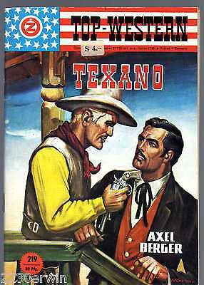 TOP WESTERN 219 / Axel Berger (1962-1975 Indra-Verlag)