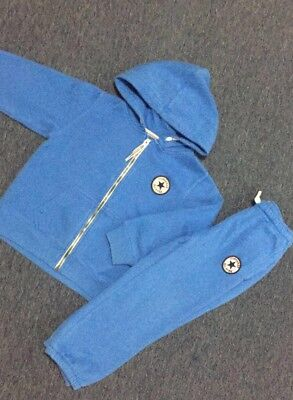 Blue Converse Tracksuit Age 4-5 Years