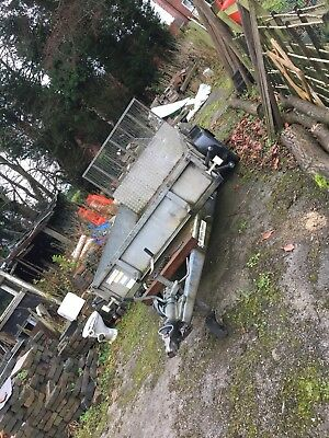 Used Ifor Williams Trailers GD106GM