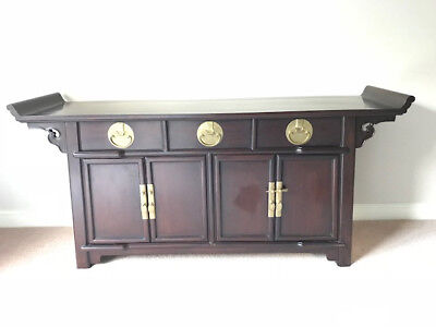 Beautiful Antique Chinese Sideboard