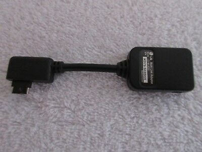 LG MLA200 Multi Link Adapter for 2.5mm Headsets
