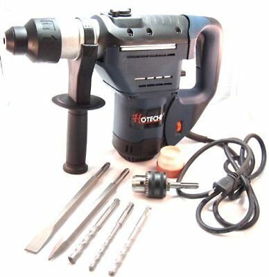 """1-1/2"""" SDS Plus Rotary Hammer Drill 3 Functions"""