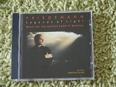 "FRIEDEMANN ""Legends Of Lights"" - SURROUND SOUND -"