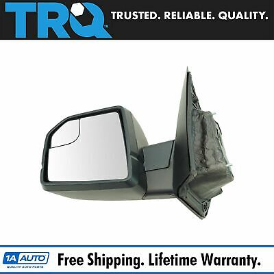 Performance Mirror Manual Textured Black Driver Side Left performance mirror manual textured black driver side left lh for