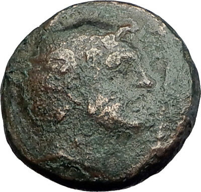 PERSEUS 179BC Macedonia King RARE R2 Authentic Ancient Greek Coin Eagle i63850