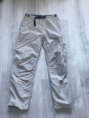 Women's Mountain Equipment Trousers Walking Outdoors Size M Uk 12