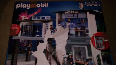 Playmobil City Action Polizeistation (5176) in OVP
