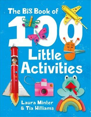 The Big Book of 100 Little Activities by Laura Minter 9781784942458