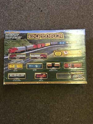Bachman Explorer N Gauge Set