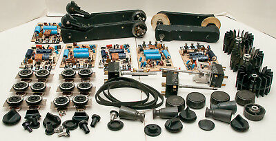 Box Lot Of 54 Bell & Howell 2580 16mm Sound Movie Projector Parts