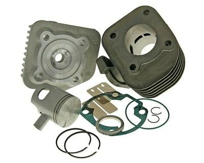 Zylinder Kit MALOSSI Sport 50 cc 0 15/32in Piston Pin » PLUG Adly Panther 50