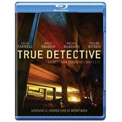 Blu-Ray True Detective - Stagione 02 (3 Blu-Ray)