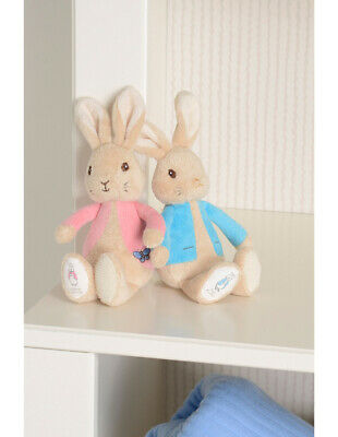 NEW Beatrix Potter Peter/Flopsy Beanie Toys Assorted