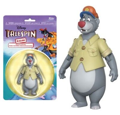 FU20399: Funko TaleSpin Baloo 3 3/4-Inch Action Figure (In Stock)
