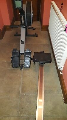 Concept 2 Model C Rowing Machine with PM3 monitor and logcard