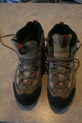 OBOZ BDry Hiking Boots Leather Upper Men's Size 41 EU