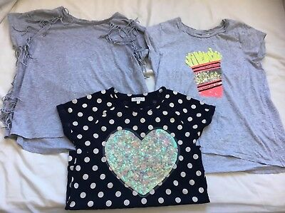 Seed Girls tshirt Bundle Size 9 - 10