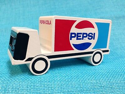 Pepsi-Cola quartz clock Pepsi Truck The Choice of a New Generation paper weight